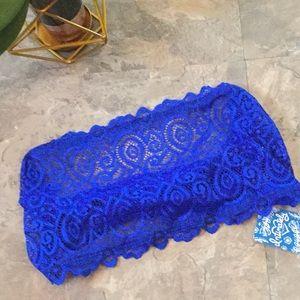 Free People Intimates & Sleepwear - New Free People Reversible Lace bandeau